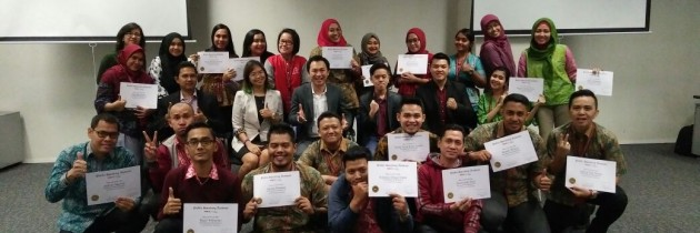 Pelatihan Public Speaking di Prudential