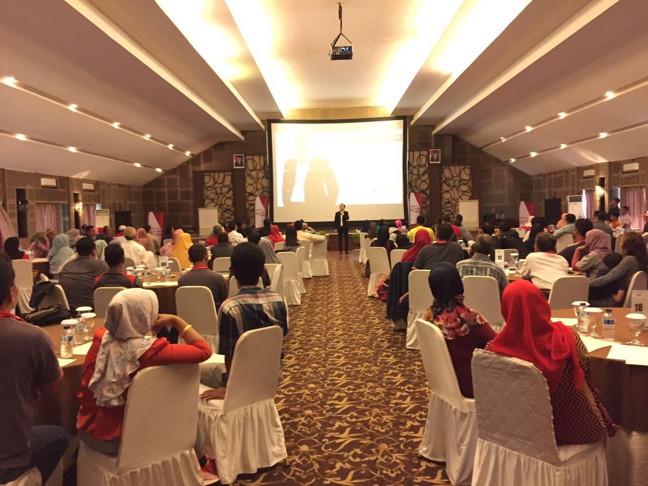 Sahabat Menuju Perubahan | Gathering SRC PT. HM Sampoerna