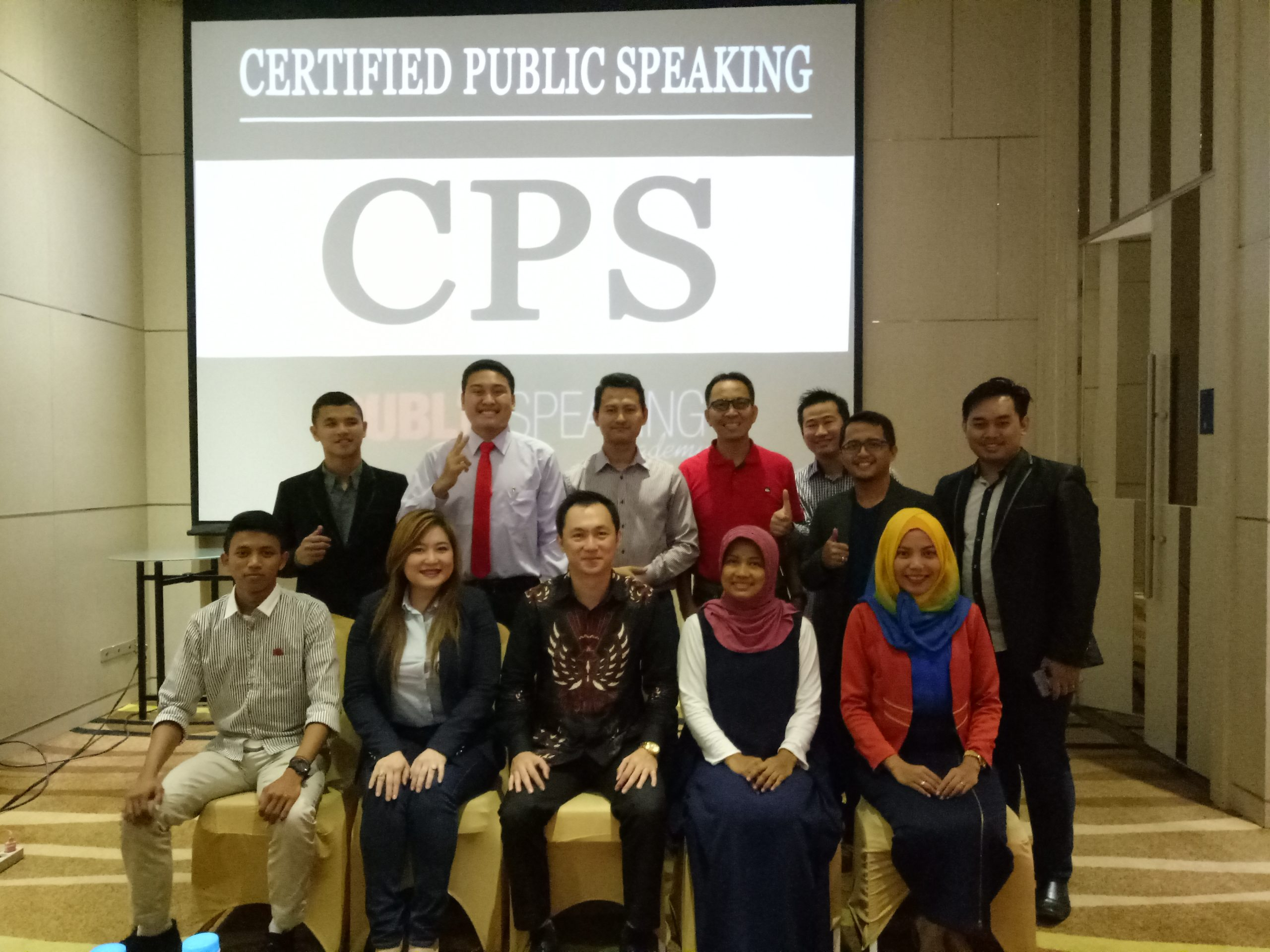 Workshop Public Speaking Mastery
