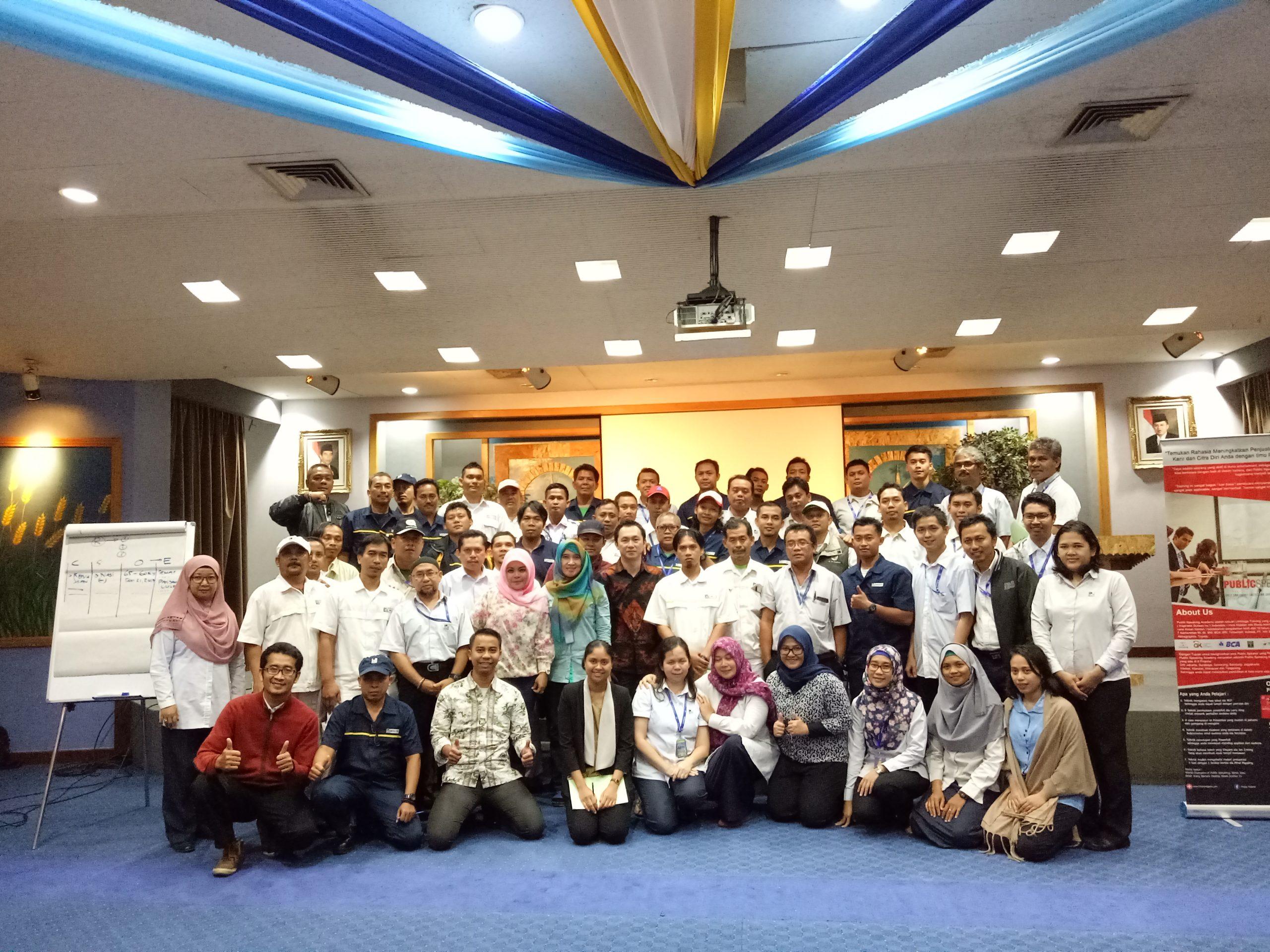5 Success Principle 2017 Bogasari