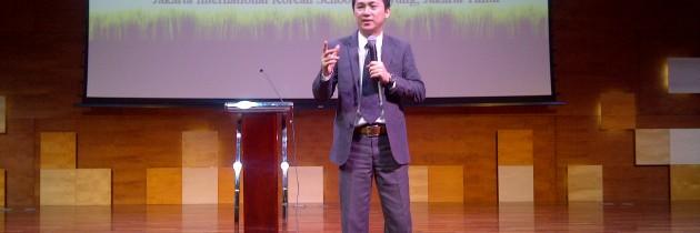 Omong Kosong Berkalas dalam Public Speaking
