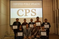 Workshop Public Speaking Mastery 13-14 Juni 2017 (Certified Public speaking)