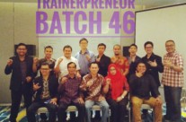 Trainerpreneur batch 46