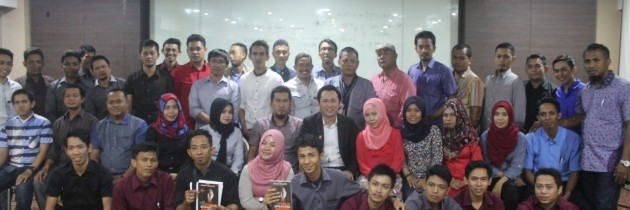 In House Training Abu Tour Makassar