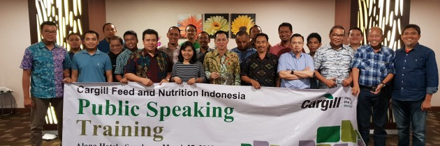 Push & Pull dalam Public Speaking
