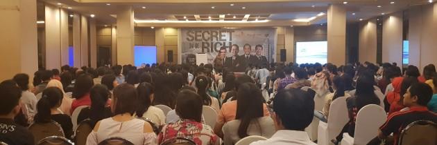 Seminar Secret to be Rich