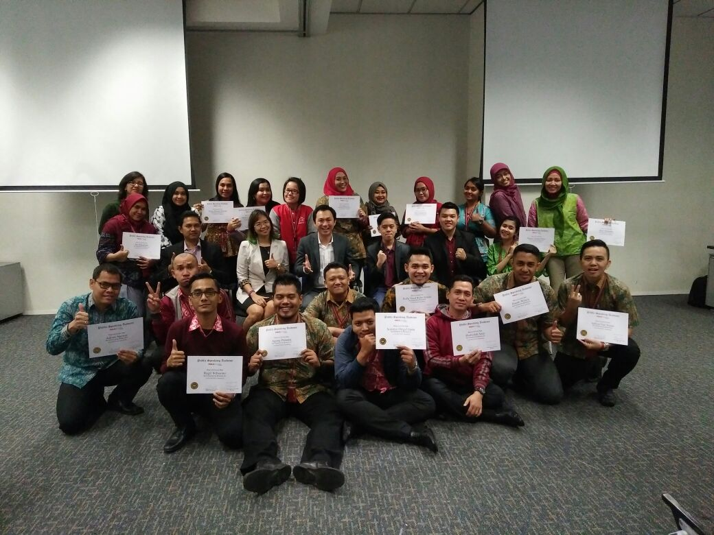 Pelatihan Public Speaking di Prudential