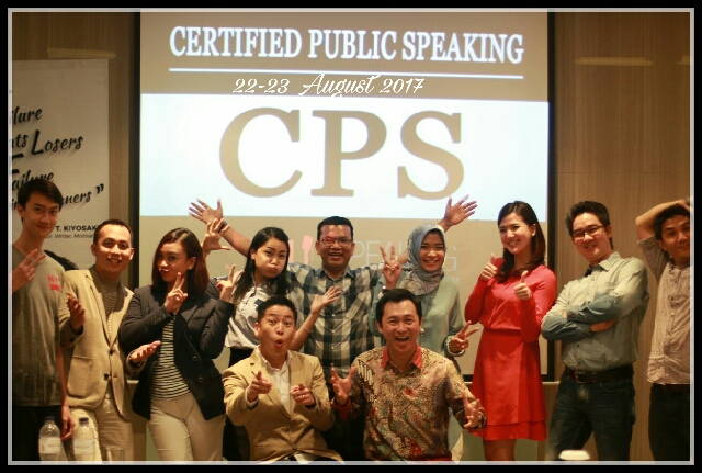 Exclusive Workshop Public Speaking
