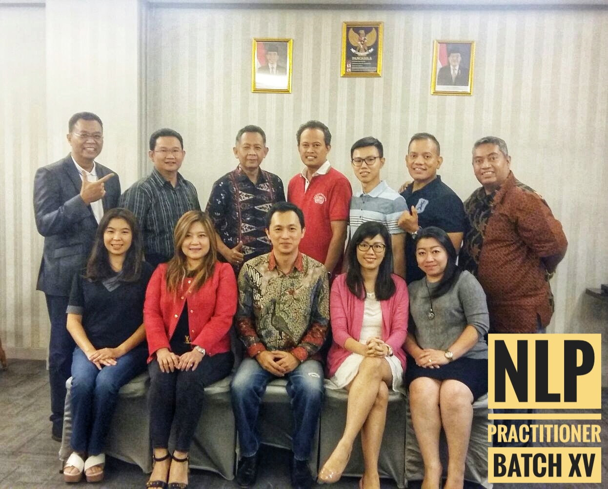 NLP Practitioner Batch 15