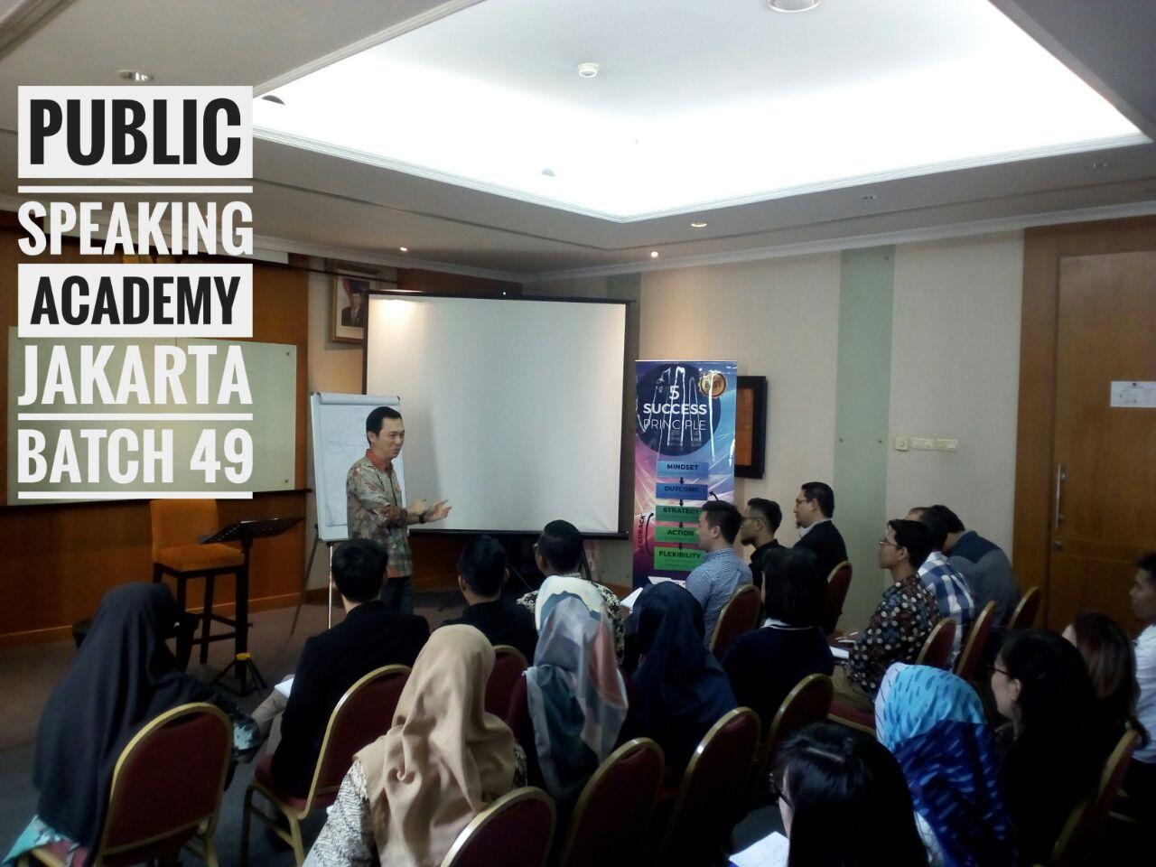 Tidak Takut dengan Public Speaking ala Motivator