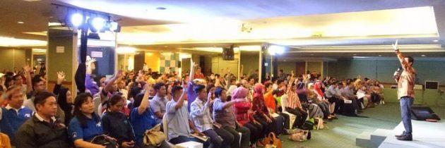 Pidato Jokowi dalam kampanye damai